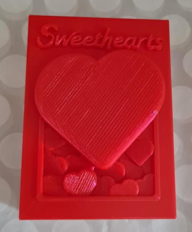 Sweethearts Candybox (Mono oder Bicolor)