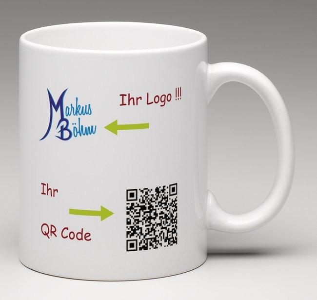 Personalisierte Tasse
