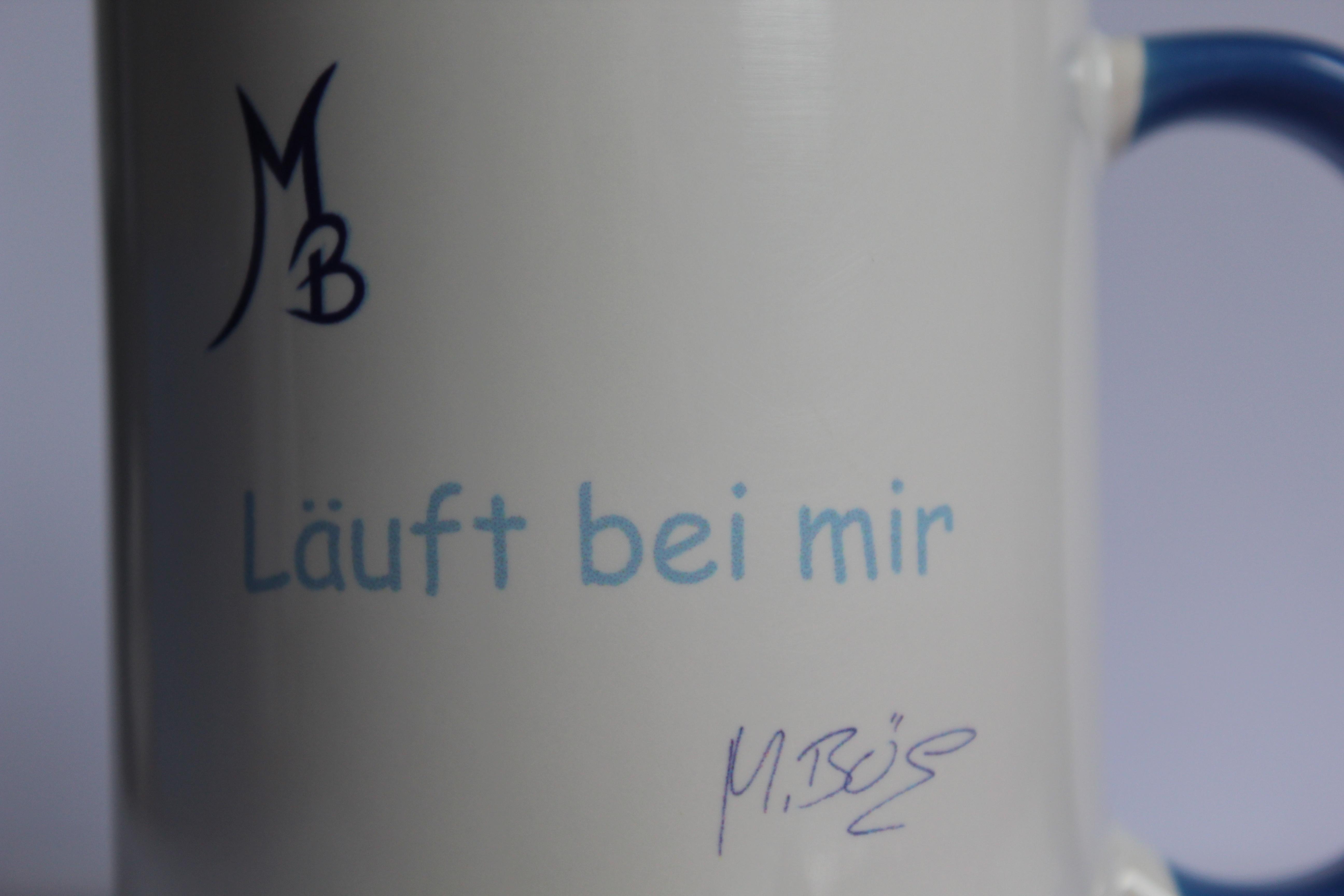 """Fabige Fantasse """"Läuft bei mir"""""""