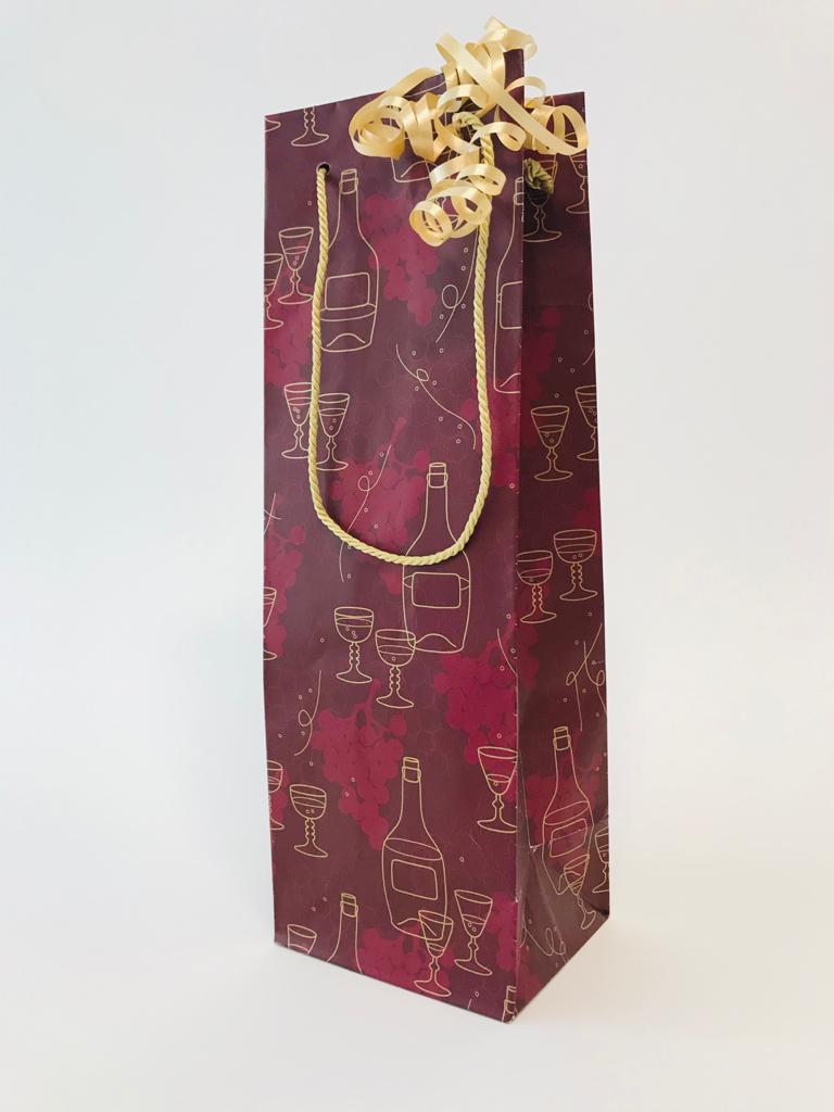 Geschenktüten für Flaschen