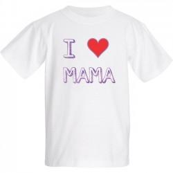 I ❤️ Mama T-Shirt