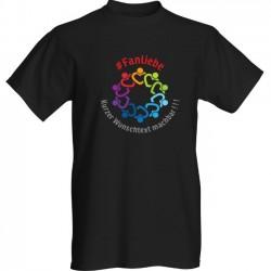 T-shirt Fanliebe
